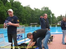Bad Bodenteich - Schnuppertauchen und Handicap-Vorführung