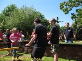 Riesenkickerturnier Stadensen 2010